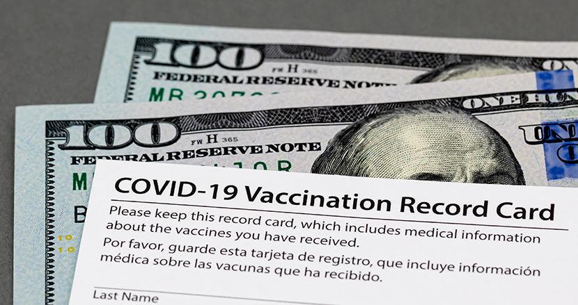偽の「ワクチン接種証明書」の闇取引が盛況。市場はダークウェブからメッセージアプリへ