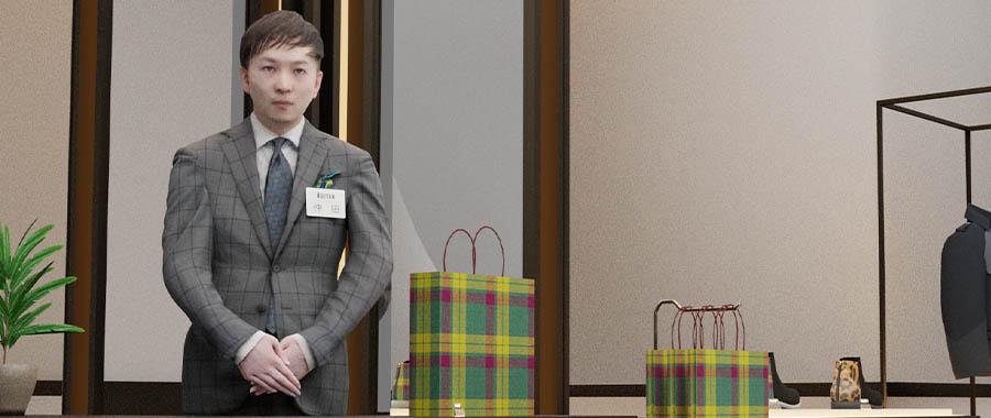 「百貨店に来る若者が減った」。バーチャル伊勢丹は未来の顧客を掴む打開策となりうるか|三越伊勢丹 仲田朝彦(前編)