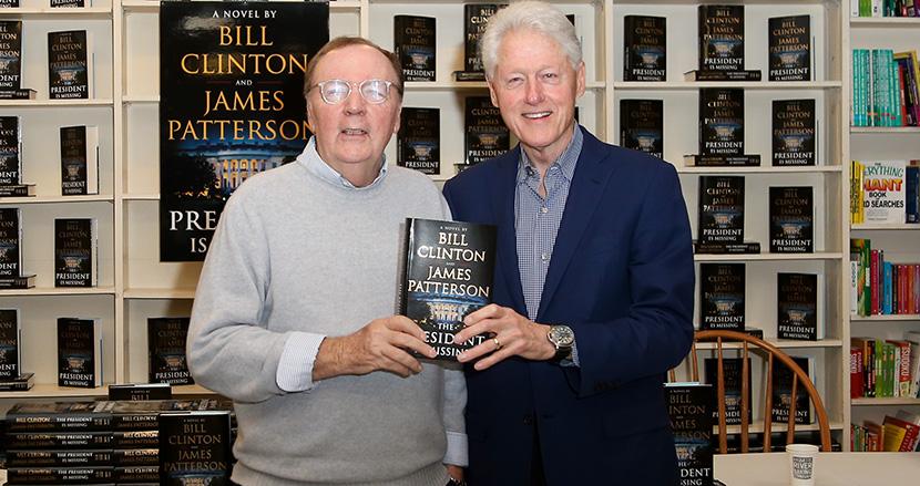 「ヘイト本」だらけの出版業界になる前に。70代になっても挑戦を続ける米ベストセラー作家、ジェイムズ・パタースンに学ぶ【連載】幻想と創造の大国、アメリカ(12)
