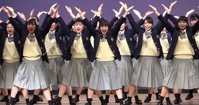 バブリーダンスの登美丘高校ダンス部が「ヤングマン」を踊る! 西城秀樹さんのファンから感謝の声