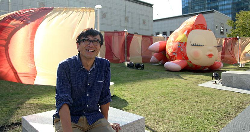「アート」と「レジャー」が交差する野外イベント「コンパス ヨコハマ 2019」で芸術の秋を満喫しよう!
