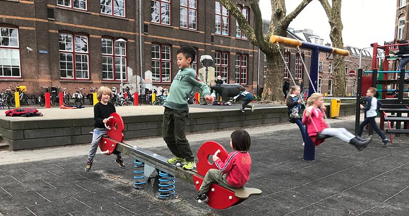 子どもの風邪を治すのは一体誰??オランダ流子育てを実践すると子どもが伸びるわけ【連載】オランダ発スロージャーナリズム(4)