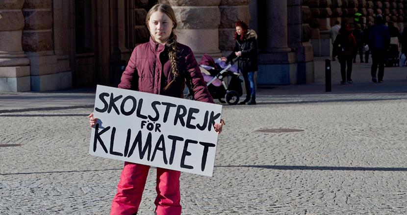 女子高生がたった1人で始めた抗議を学校や政府が公認。「フライデー・フォー・フューチャー」は世界を救えるか?【連載】オランダ発スロージャーナリズム(12)