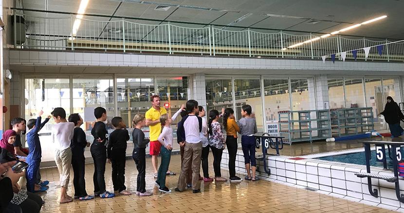 オランダの子どもが「全員泳げる」理由。スイミングスクールに見る日蘭の違いとは【連載】オランダ発スロージャーナリズム(15)