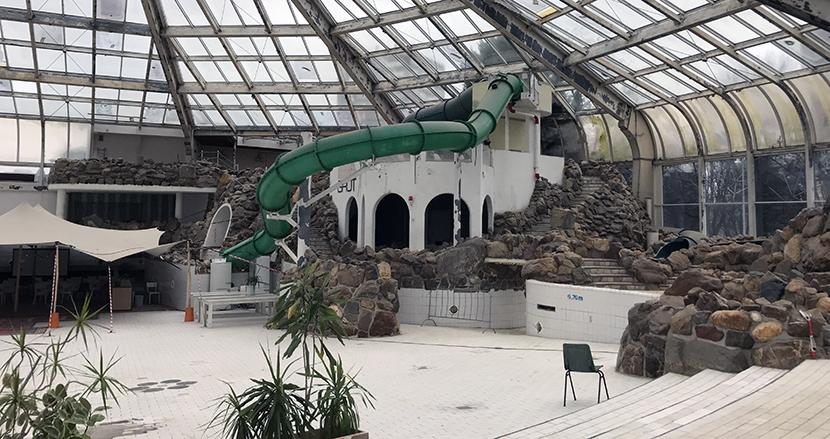 放置され廃墟になった「温水プール」がサステイナブルなコワーキングスペースとして大復活したワケ【連載】オランダ発スロージャーナリズム(21)