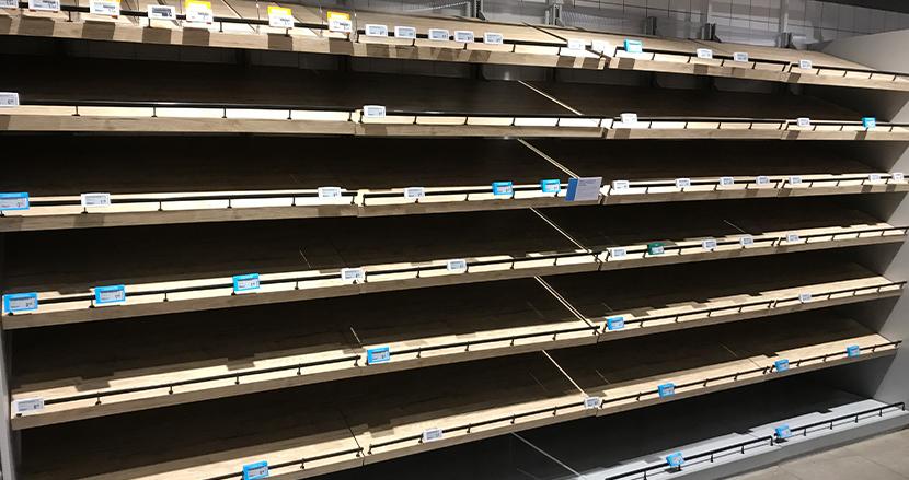 オランダでも自粛や買い占めが始まった。新型コロナ感染拡大下の緊急レポート(3月16日時点)【連載】オランダ発スロージャーナリズム(22)