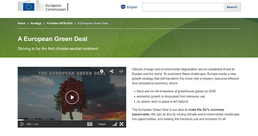 コロナ禍でも116兆円を投資!世界を変える欧州グリーン・ディールの本気度【連載】オランダ発スロージャーナリズム(29)