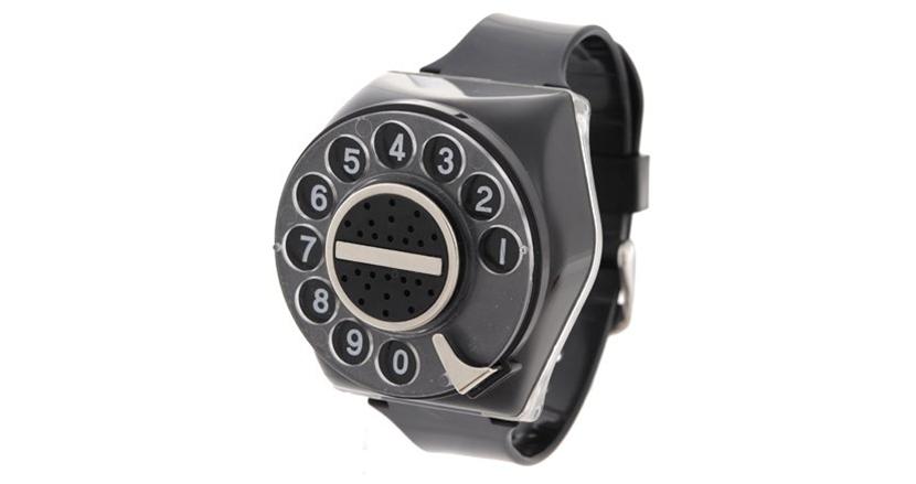 「117」とダイヤルして時報を聞く腕時計「ジホッチ」が話題!明和電機社長もリメイクに前向き?