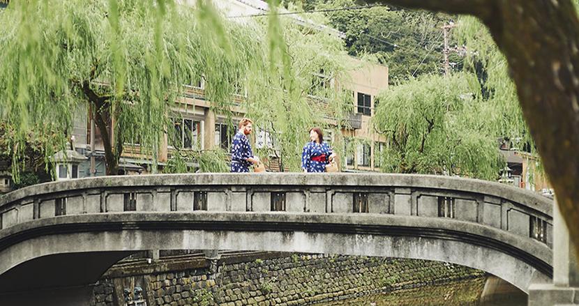 城崎温泉、インバウンド成功3つの法則。外国人観光客が5年で36倍